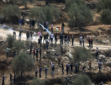 Palestinian man dies of Israeli gunfire after occupied West Bank clashes