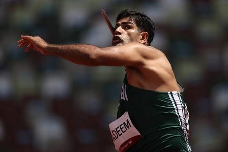 Hope in Tokyo: Arshad Nadeem to strive for Pakistan's first Olympics medal since 1992
