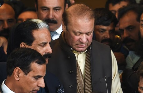 And what recourse does Nawaz have in a situation like this?