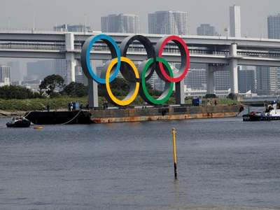 Tokyo douses Olympic flame closing pandemic Games
