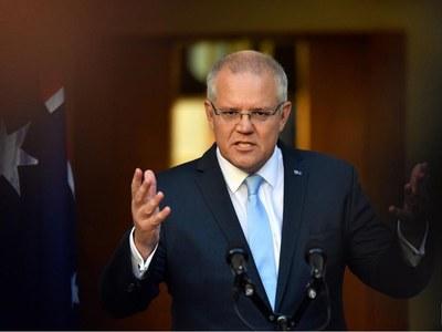 Australia PM's ratings hit 18-month low as lockdowns linger