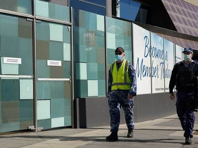 Sydney hits new Covid case record as outbreak spreads