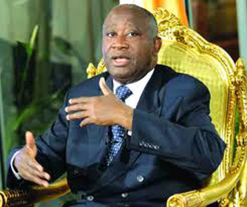 Ivory Coast's Gbagbo announces push for new party
