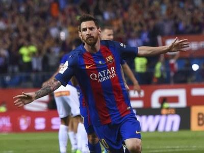 Messi's record-breaking club career in numbers