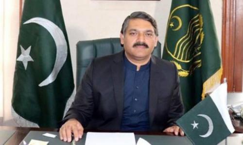 Malik Asad Khokhar sworn in as Punjab minister