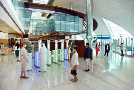 Dubai airport passenger volumes slump 40pc in first half of 2021