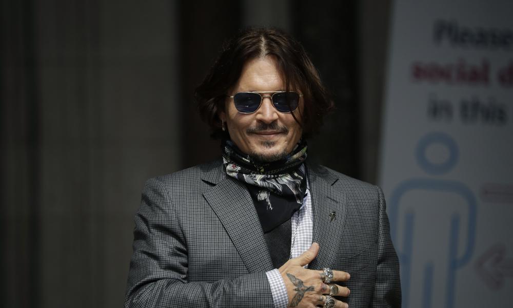 Female filmmakers denounce Spanish cinema prize for Depp