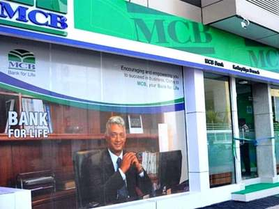 MCB: Provisioning reversal ensures profit growth