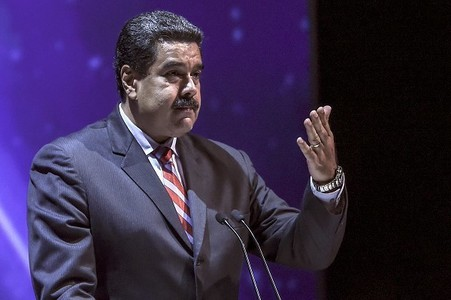Sanctions and elections on table at Venezuela talks