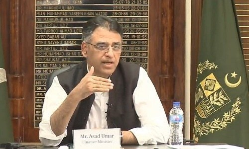AJK elections acted as a super spreader for Covid-19: Asad Umar
