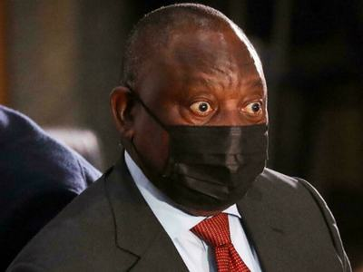 Graft weakens S Africa's spy agency: Ramaphosa after unrest