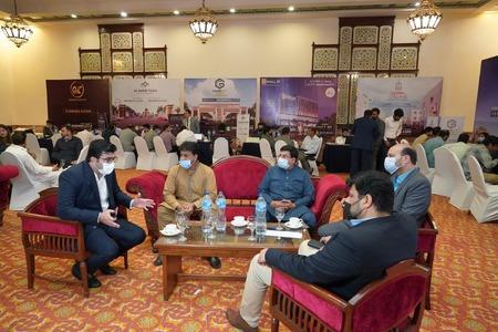 Zameen.com organizes property sales event in Faisalabad