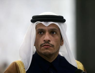 Qatar urges Taliban to cease fire at meeting in Doha