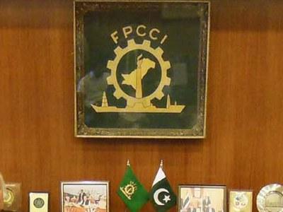 Governor attends flag-hoisting ceremony at FPCCI office