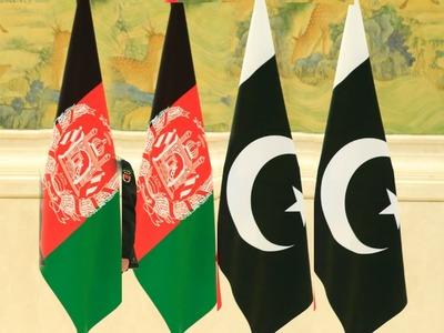 Afghan team lands in Islamabad