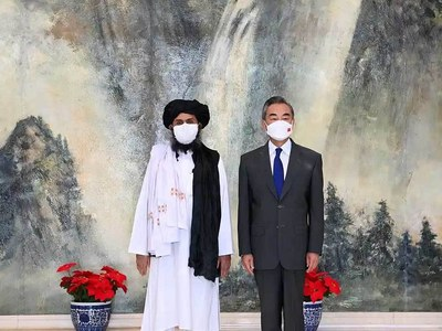 China says ready for 'friendly and cooperative relations' with Taliban
