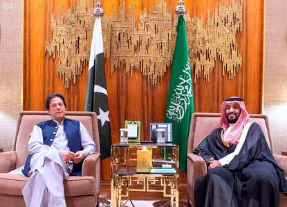 Pakistan committed to enhancing mutual cooperation with Saudi Arabia: PM Imran Khan