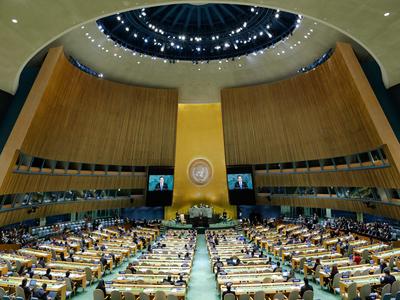 UN calls for unity against 'global terrorist threat'