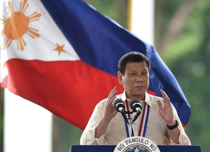 Philippines' Duterte proposes record $99.13 bn national budget for 2022