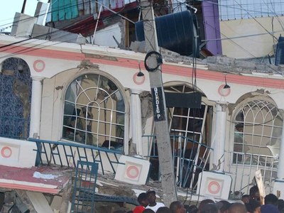 Earthquake, storm and floods: no relief in sight for Haiti as toll rises
