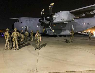 US military has evacuated 3,200 people from Afghanistan so far: official