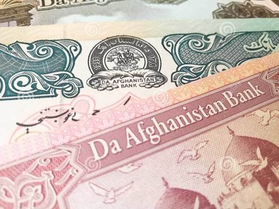 Afghanistan low on dollars with currency reserves stuck abroad