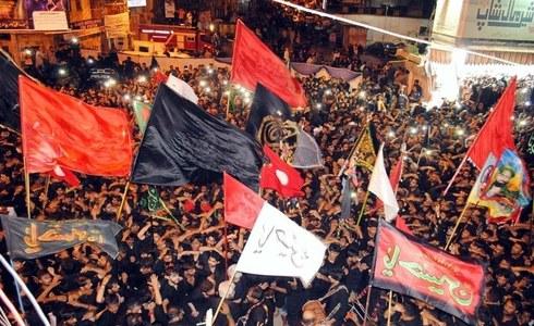 9th Muharram processions in KPK culminate peacefully