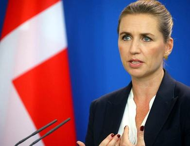 Danish PM lauds Pakistan's assistance in facilitating evacuations