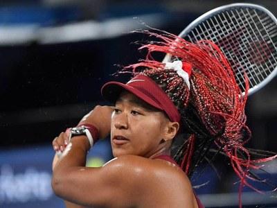 Naomi Osaka stunned by Teichmann at WTA Cincinnati event