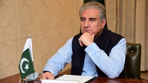 Qureshi urges Taliban to form inclusive govt in Afghanistan