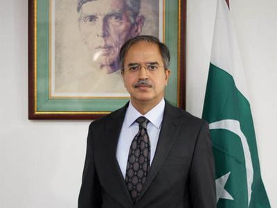 Asim Iftikhar appointed new spokesperson for FO