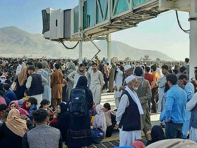 US tells citizens to avoid Kabul Airport