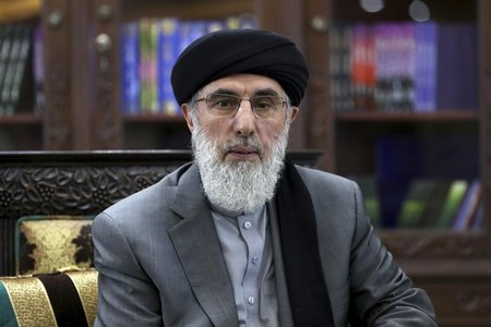India should refrain from using Afghan soil against Pakistan: Hekmatyar