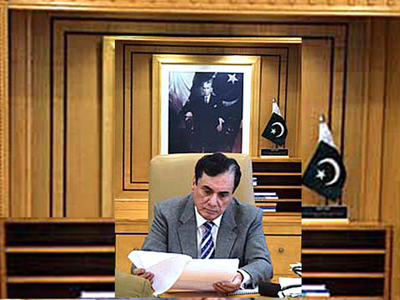 NAB recovered Rs535bn from Oct 2017 to Jun 2021: chairman