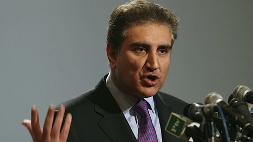 FM Qureshi slams Indian media over 'inaccurate reporting' about Kabul visit