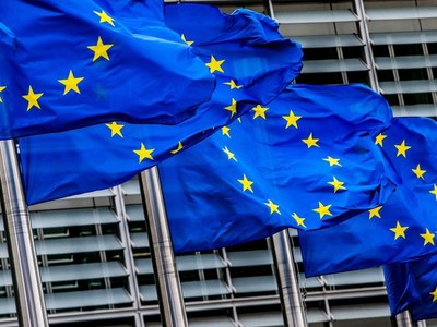 Euro zone bond yields steady, flash PMI in focus