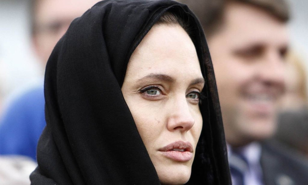 Angelina Jolie joins Instagram to share stories of people fighting for human rights