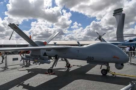 Pakistan, Turkey partner to produce military drones