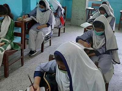 Sindh schools with '100pc vaccinated staff' will be allowed to reopen