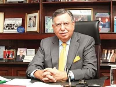 Egyptian envoy calls on Tarin