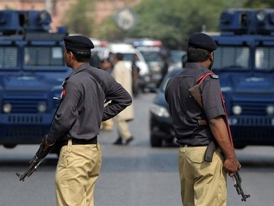 Two cops martyred in Thatta