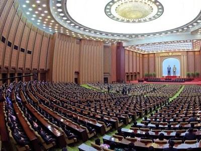 North Korea to convene parliament as economic woes cause strain
