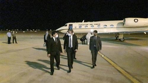 Pakistan wants to strengthen economic ties with Turkmenistan: FM Qureshi