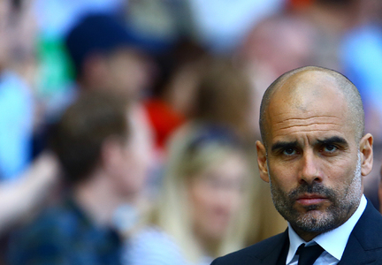 Guardiola set to leave Manchester City in 2023