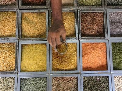 Lahore Grain Market Rates
