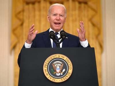 Biden warns Kabul airport attackers: 'We will hunt you down'
