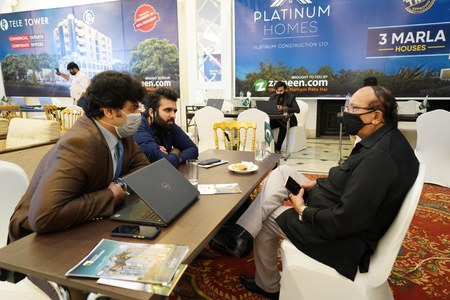 Zameen.com organizes Property Sales Event in Lahore