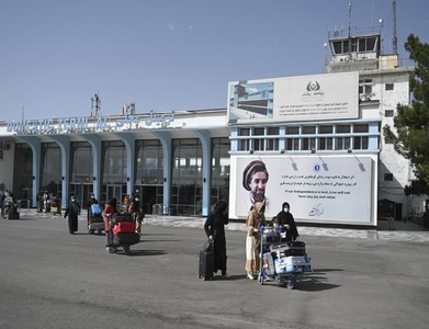 Taliban 'not in charge' of any Kabul airport operations: Pentagon