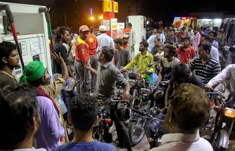 Unvaccinated persons in Lahore will not be allowed to buy petrol from Sept 1