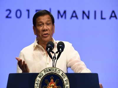Philippines' Duterte extends coronavirus curbs as cases hit new record high